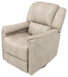Thomas Payne RV Swivel Glider Recliner - Grantland Doeskin