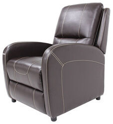 Thomas Payne RV Pushback Recliner w/ Footrest - Jaleco Chocolate