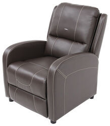 Thomas Payne RV Pushback Recliner w/ Footrest - Majestic Chocolate