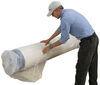 denver mattress rv three quarter plush quilt top rest easy - 75 inch long x 48 wide