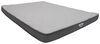 denver mattress rv three quarter 75l x 48w inch rest easy plush - 75 long 48 wide