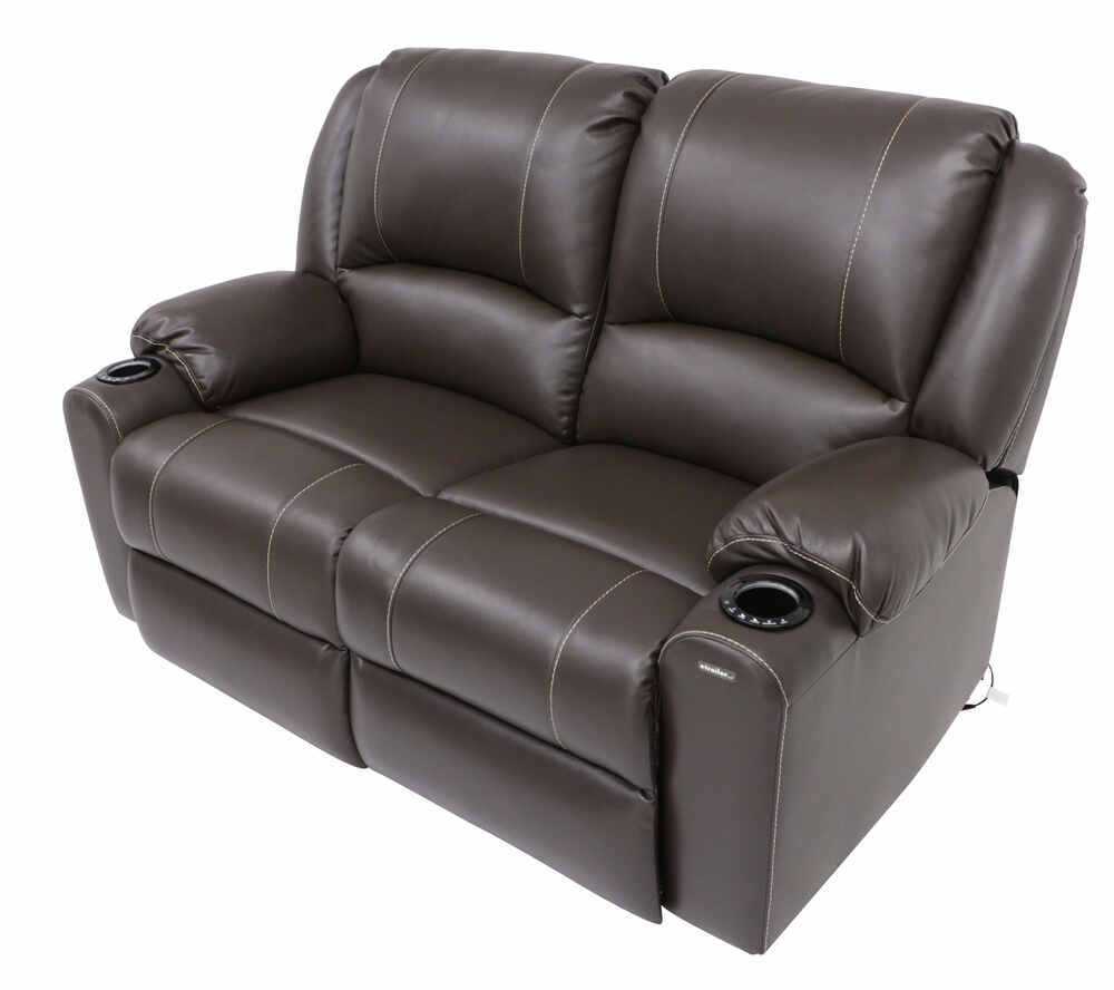 Remarkable Thomas Payne Seismic Dual Power Reclining Rv Loveseat W Pabps2019 Chair Design Images Pabps2019Com