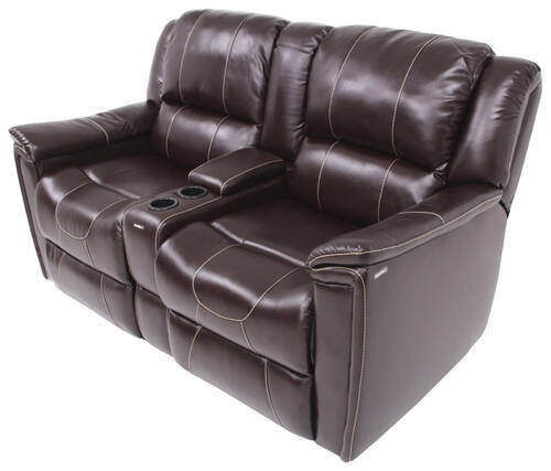 recliner roundhill furniture related sensation loveseat dual camel reclining post tan ashley