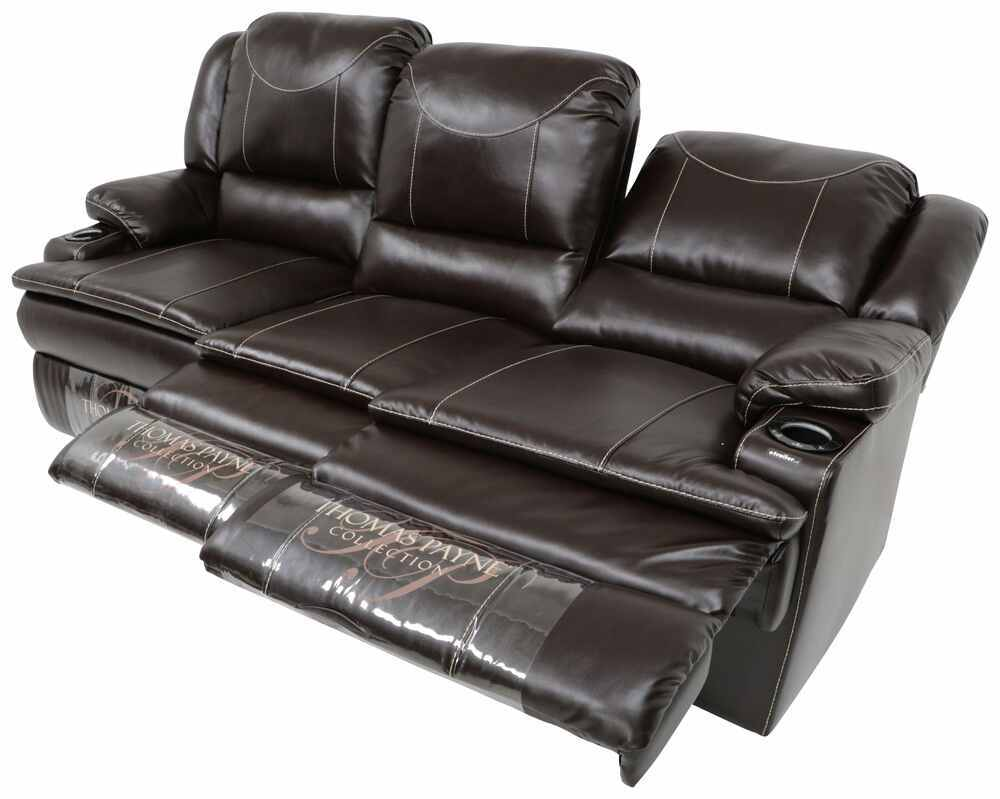 80 Inch Reclining Sofa Baci Living Room
