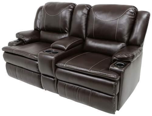 Thomas Payne Momentum Rv Dual Reclining Sofa W Console
