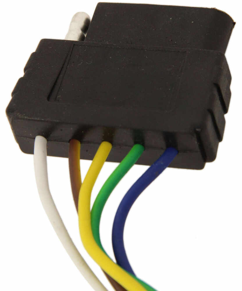 Compare 5 Flat Vehicle Vs Wesbar Pole Wiring Diagram 20016 Plug And Lead