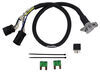 Ford Replacement OEM Tow Package Wiring Harness, 6-Way (Light Duty)