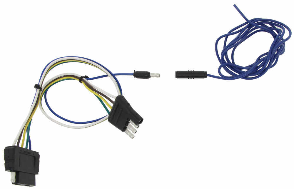 20036 - Plug and Lead Tow Ready Wiring