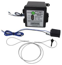 "Hopkins Engager Push-To-Test Trailer Breakaway Kit w/ Built-In Charger - Side Load - 7"" Wire"