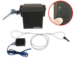charging a trailer breakaway system battery using the 12 volt Ford 7-Way Trailer Wiring Diagram hopkins engager push to test trailer breakaway kit w built in charger