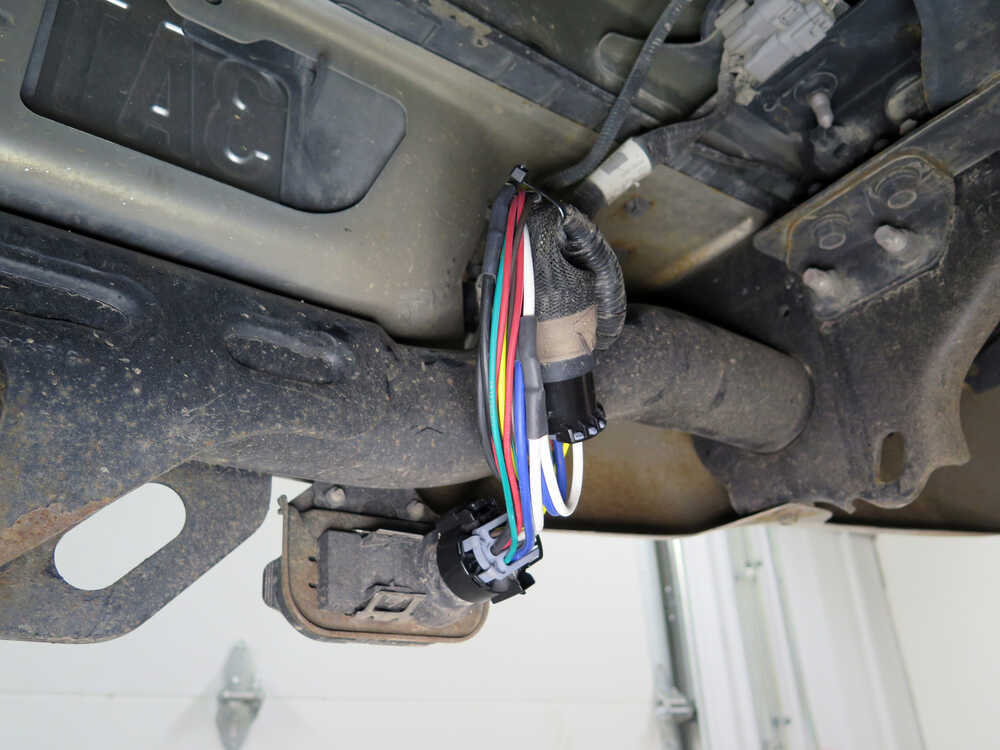 2013 Toyota Tundra Draw Tite 5th Wheel Gooseneck Wiring