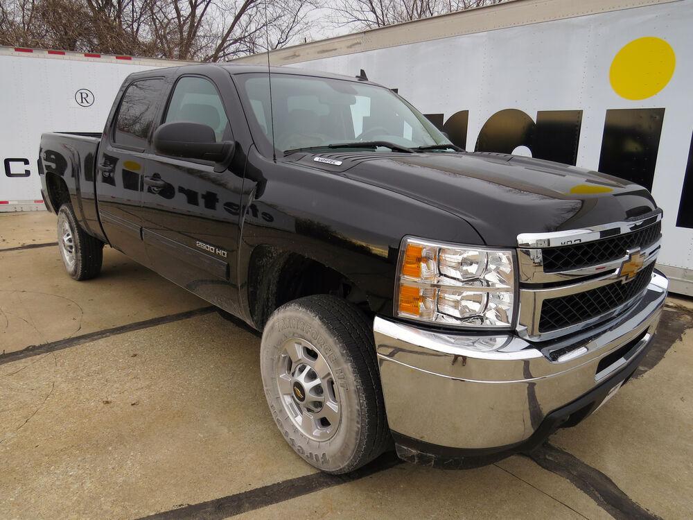 2014 Chevrolet Silverado 2500 Custom Fit Vehicle Wiring