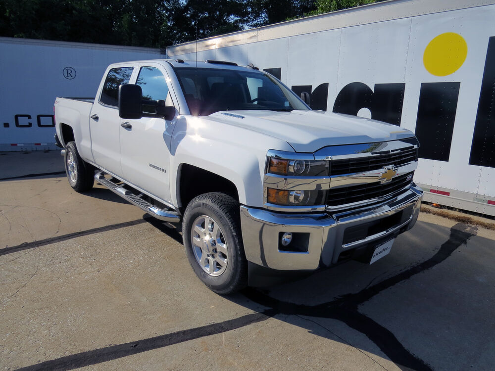 2015 chevrolet silverado 2500 custom fit vehicle wiring
