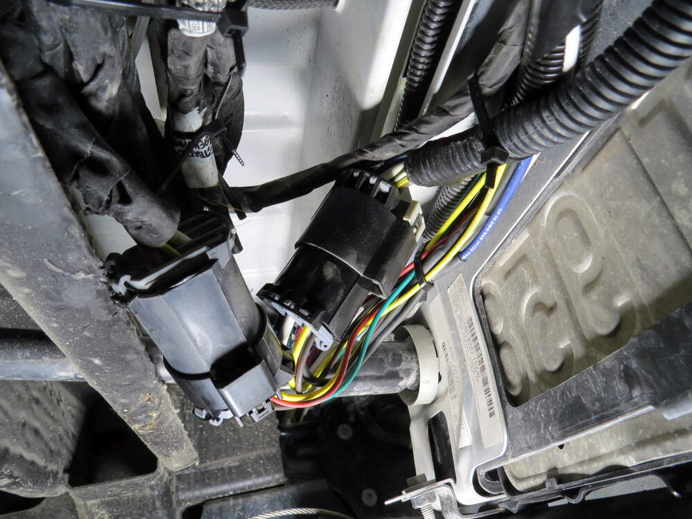 2016 Gmc Sierra 2500 Custom Fit Vehicle Wiring