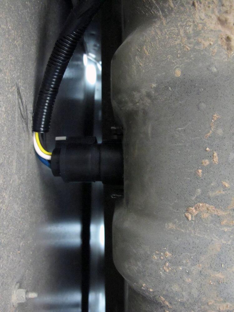 Draw-Tite 5th Wheel/Gooseneck Wiring Harness 7-Pole - GM