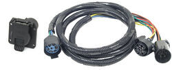 Draw-Tite 5th Wheel/Gooseneck Wiring Harness 7-Pole - GM, Ford, Dodge, Nissan, Toyota w/ Factory Tow