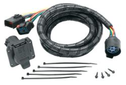 Draw-Tite 2000 Dodge Ram Pickup Custom Fit Vehicle Wiring