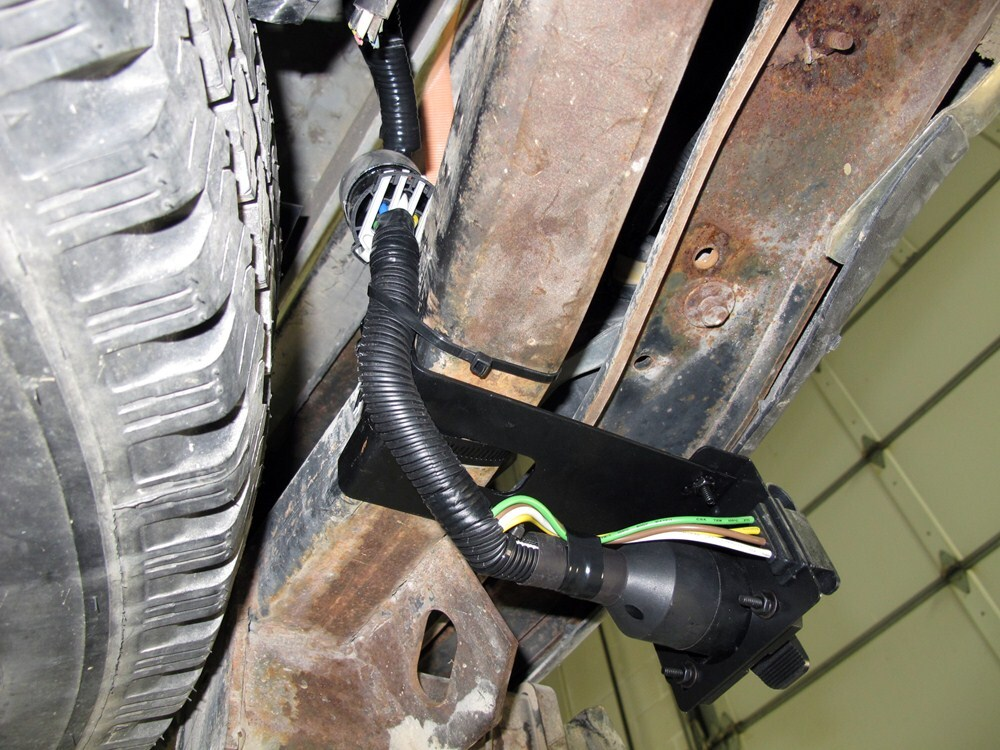 2008 Ford F-250 And F-350 Super Duty Custom Fit Vehicle Wiring
