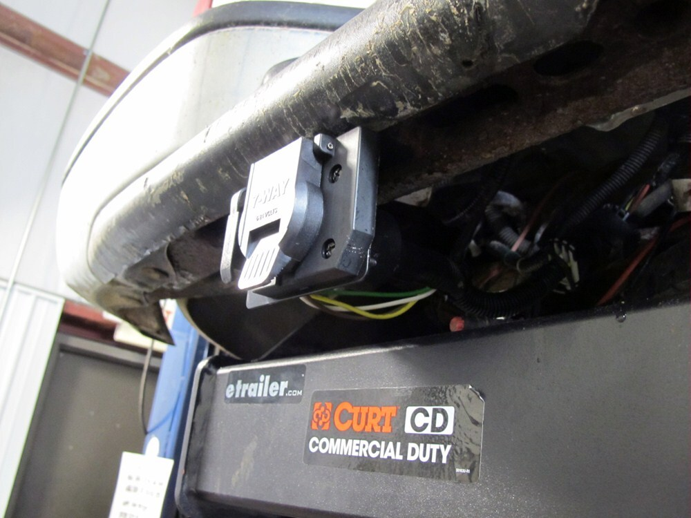 Chevrolet silverado custom fit vehicle wiring tekonsha