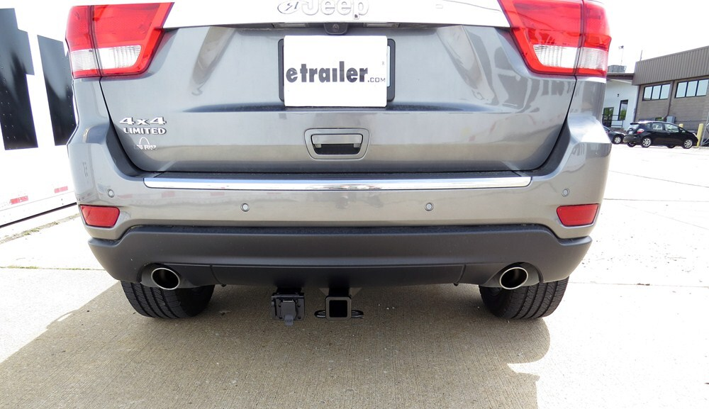 Gray S Towing Auction  2012 Jeep Grand Cherokee Factory Tow Package