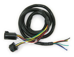 5th Wheel / Gooseneck Wiring Harness with 7-Way Plug