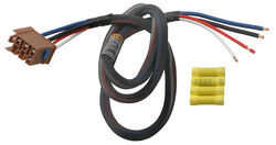 Tekonsha Custom Wiring Adapter for Trailer Brake Controllers - Pigtail - GM