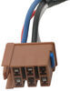 Tekonsha Custom Wiring Adapter for Trailer Brake Controllers - Pigtail - GM Wired to Brake Controller 3015-S