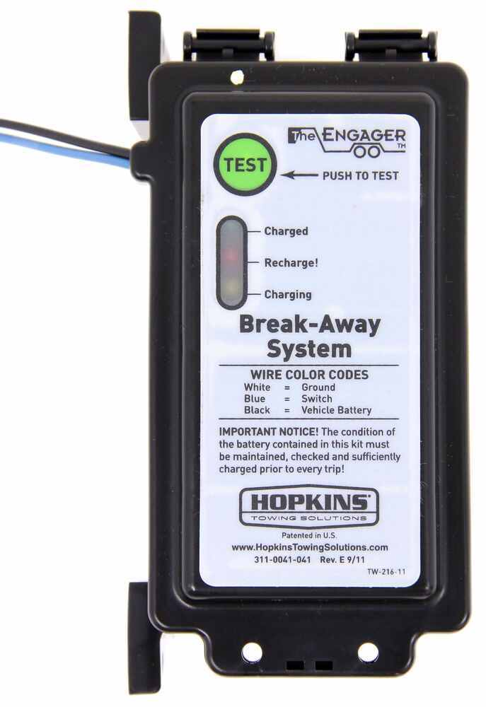 hopkins engager push to test trailer breakaway kit with built in Prodigy Brake Controller Wiring Diagram hopkins engager push to test trailer breakaway kit with built in battery charger top load hopkins trailer breakaway kit 20400