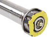 "Dexter Idler Trailer Axle w/ Hubs - EZ-Lube - 5 on 4-1/2 Bolt Pattern - 60"" Long - 2,200 lbs Idler Hubs 20545I-EZ-60-10"