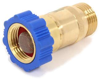 aqua pro rv water pressure regulator for fresh water hose aqua pro rv plumbin. Black Bedroom Furniture Sets. Home Design Ideas