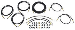 Kodiak Hydraulic Brake Line Kit - Triple Axle - 20'
