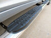 """Westin PRO TRAXX Oval Nerf Bars - 4"""" - Polished Stainless Steel Cab Length 21-23550 on 2014 Ram 1500"""