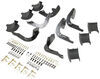 westin accessories and parts installation kit 21-2356pk
