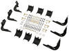 Accessories and Parts 21-5356PK - Installation Kit - Westin