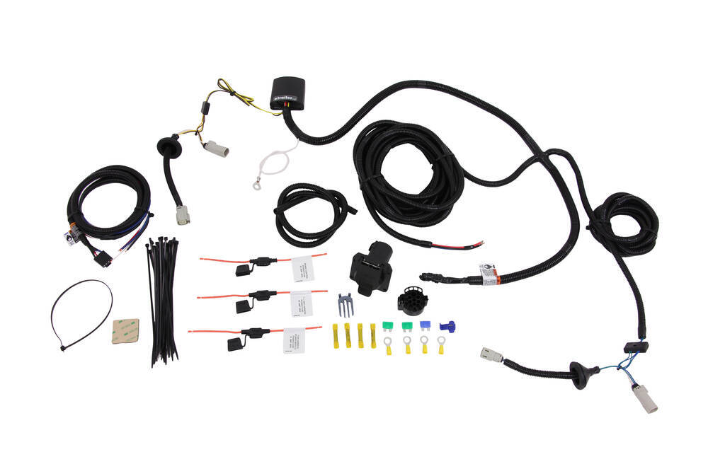 ford f 250 and f 350 brake controller with wiring  html