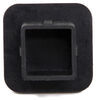 "etrailer.com Rubber Hitch Cover for 1-1/4"" Trailer Hitches - Qty 1 Square 22281"