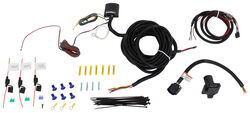 Universal Wiring Harness w/ ModuLite and Brake Controller Harness - 7-Way Trailer Connector