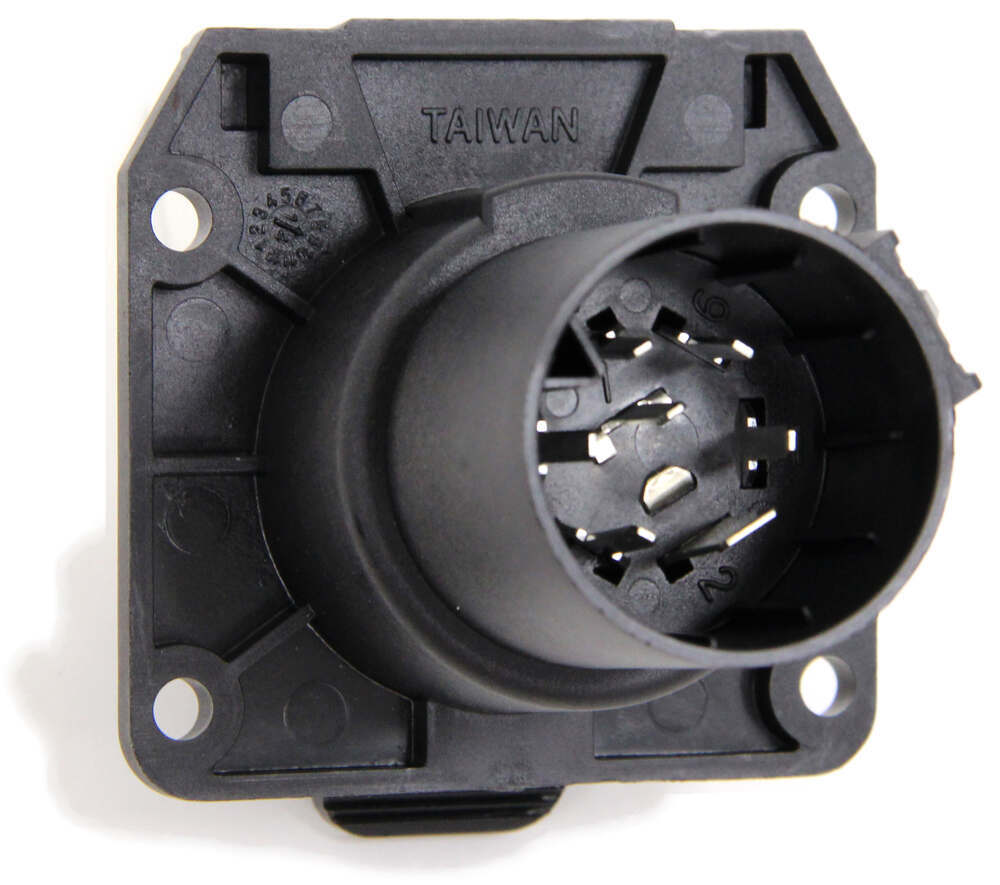 Curt Universal Wiring Kit For Trailer Brake Controllers 10 Gauge