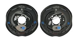 "Dexter Electric Brake Kit for 4 Bolt or 5 Bolt Flange - 12"" - Left/Right Hand Assemblies - 6K"
