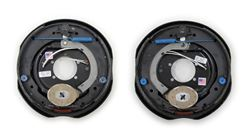 "Dexter Electric Trailer Brake Kit w/ Parking Brakes - 12"" - Left and Right Hand Assemblies - 6K"