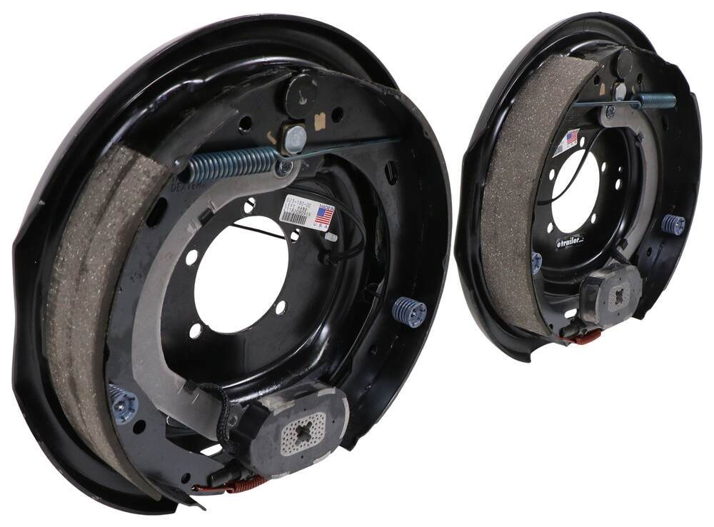 """Dexter Electric Trailer Brake Kit - 12"""" - Left and Right Hand Assemblies - 7,000 lbs 12 x 2 Inch Drum 23-180-181"""