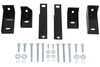 "Replacement Mounting Brackets and Hardware for Westin 3"" Round Nerf Bars Installation Kit 23-299PK"