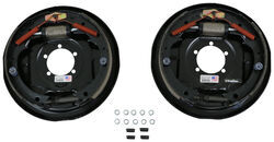 "Dexter Hydraulic Drum Brake Kit - Duo Servo - 12"" - Left and Right Hand Assemblies - 7,000 lbs"
