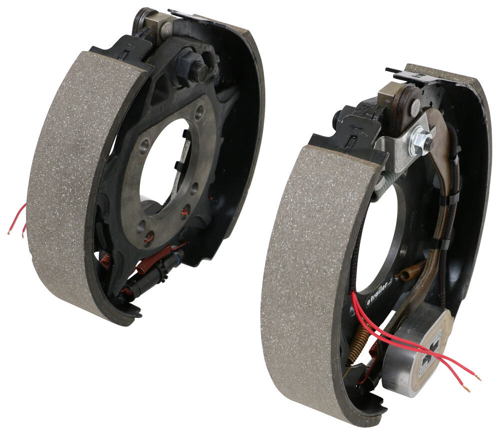 Compare Dexter Electric Vs Nev R Adjust Replacing 4pole Trailer Connector On Snow Bear Etrailercom 23 428 429 Brake Set Axle Brakes