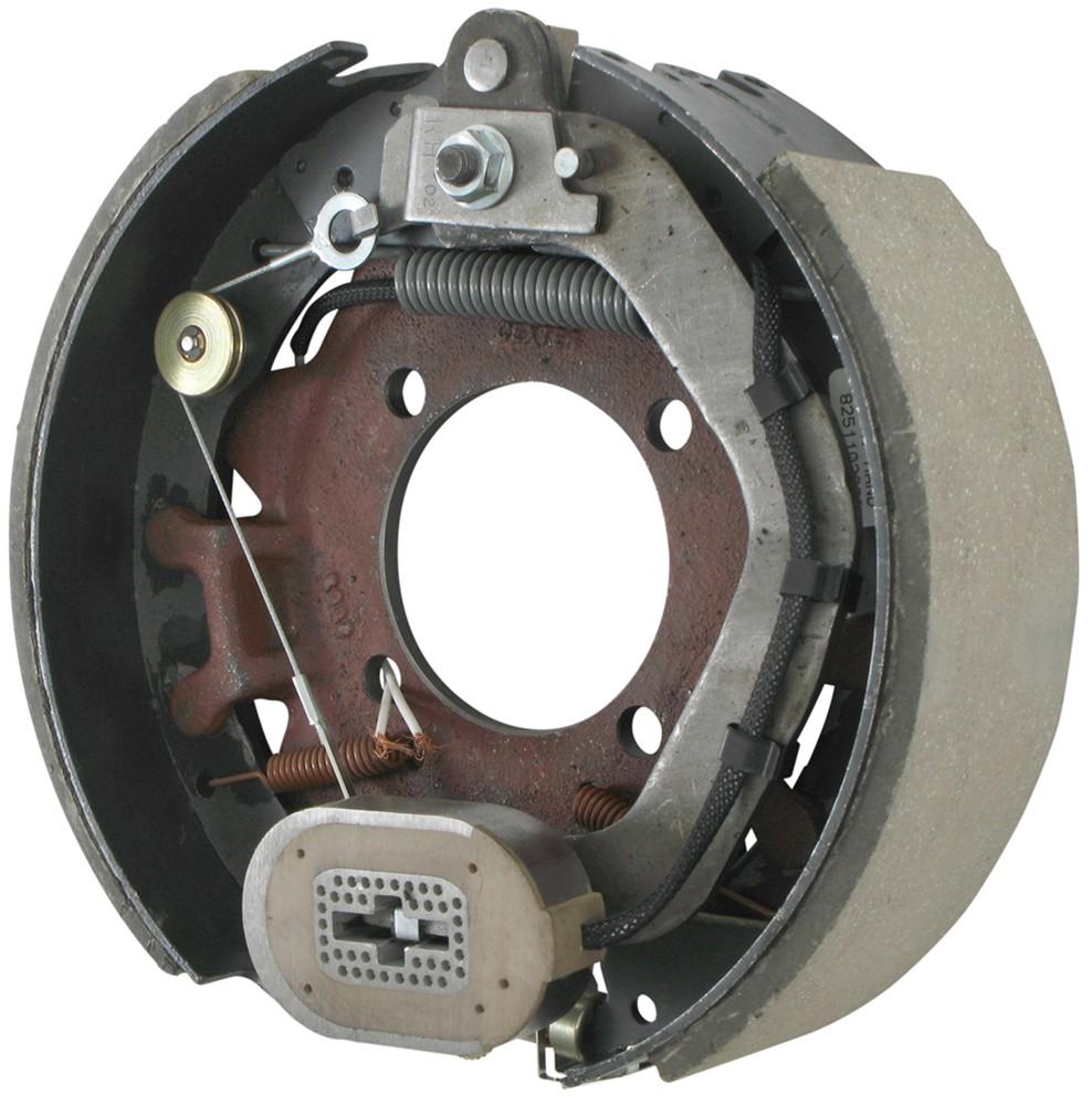 dexter electric brake assembly rh 12 1 4 x 3 3 8 dexter axle trailer brakes 23 435. Black Bedroom Furniture Sets. Home Design Ideas