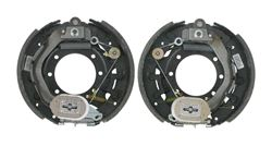 "Dexter Electric Trailer Brake Kit - Self-Adjusting - 12-1/4"" - Left/Right Hand Assemblies - 10K"
