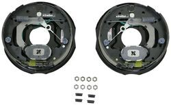 "Dexter Nev-R-Adjust Electric Trailer Brake Kit - 10"" - Left and Right Hand Assemblies - 3.5K"