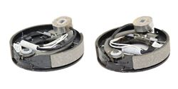"Dexter Electric Trailer Brake Kit - 7"" - Left and Right Hand Assemblies - 2,000 lbs"