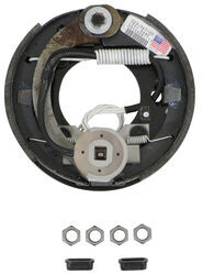 "Dexter Electric Trailer Brake Assembly - 7"" - Left Hand - 2,000 lbs"