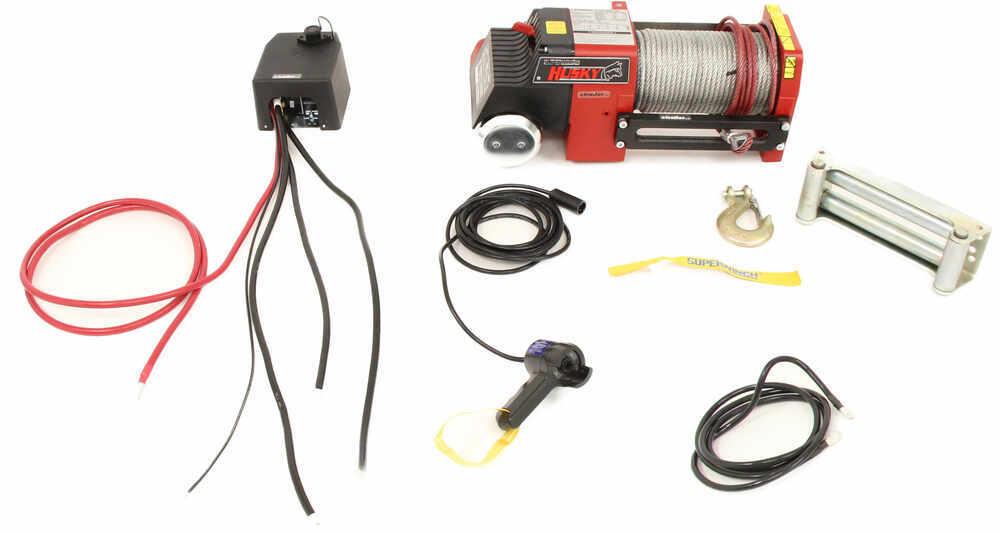 Premier Winch Wiring Diagram : Husky winch wiring diagram jeffdoedesign